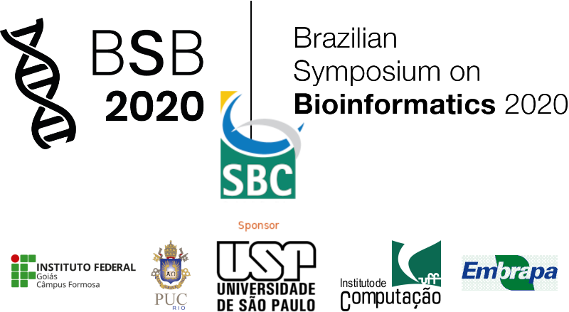 BSB 2020 - XIII Brazilian Symposium on Bioinformatics